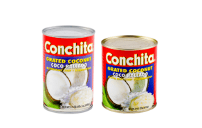 Conchita Grated Coconut in Heavy Syrup